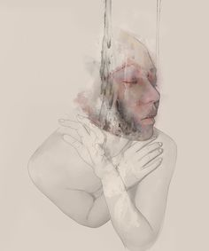 Januz Miralles Digitally Manipulates And Transforms The Human Figure Into A New State Of Being Art And Illustration, Graphic Illustrations, School Art Projects, Artist Painting, Art Paintings, Art Pictures, Cool Art, Art Photography, Drawings