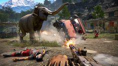 Far Cry 4: Elephant