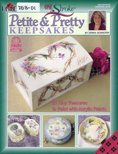 Donna - Petite & Pretty Keepsakes - Галина Чернышева - Álbuns da web do Picasa ...FREE BOOK!!