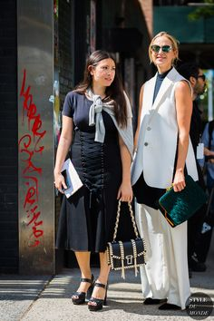 Jen Brill by STYLEDUMONDE Street Style Fashion Photography