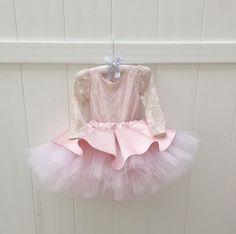 ELLEN vestido vestido de encaje Tea por IsabellaCoutureShop
