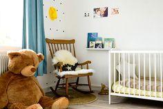 La chambre bébé de Marius