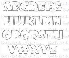 Tattoo Lettering Fonts, Hand Lettering Alphabet, Alphabet Stencils, Graffiti Lettering, Bubble Letter Fonts, Graffiti Alphabet Styles, Abc Font, Geometric Font, Calligraphy For Beginners