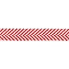 chevron twill ribbon in red, aqua or black: 10 yards for $7.50...cheaper than I've found on Etsy or online fabric stores  {Paper Source}