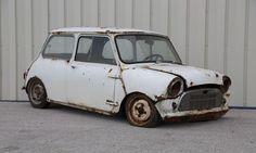 1962 Austin Mini Mk1