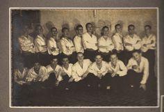 Carnaval da Sociedade Thalia - 1949 - Curitiba