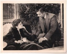 F9184 Clark Gable Vivien Leigh Gone with The Wind US Original B w Photo 8x10 | eBay