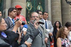 Comparecencia del jefe delegacional de Azcapotzalco en la ALDF