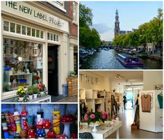 The new Label Project, Amsterdam #Amsterdam #shops #handmade