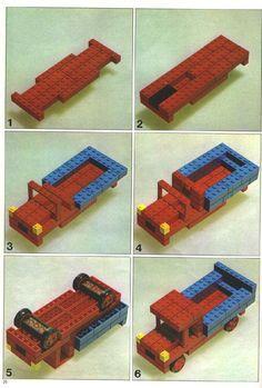 Books - Idea Book #1 [Lego 221]