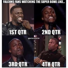 New England Patriots come back and the falcons never saw it coming. You know what they say Patriots always come back in the second half Nfl Jokes, Funny Football Memes, Funny Sports Memes, Sports Humor, Funny Memes, Funny Videos, Hilarious, Patriots Memes, Patriots Fans