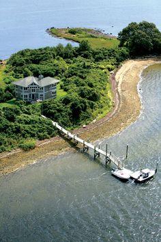 Jonathan Island  Rhode Island, USA