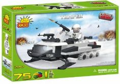 Cobi Small Army set #2170 Traper by COBI Building Blocks. $17.46. Quality European craftsmanship!. Compatible with leading block brands!. Ages 5 +. COBI Small Army 75 Piece Radar Traper Building Block Set. Cobi sets will fit perfectly with Legos.