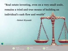 Real Estate Investing is a great way to generate cash flow and appreciation. Our slideshare shows how investors and the wealthy have quoted throughout the year… Safe Investments, Real Estate Quotes, Finance Quotes, Robert Kiyosaki, Real Estate Investor, Investment Property, Property Management, Being A Landlord, Luxury Real Estate