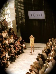 ICHI fashion show