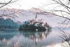 Lake Bled #bled #flcllastroadtripin2015 #slovenia