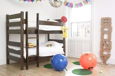 Bunk Beds- Kids Bedroom Ideas - Children's Room Decorating (houseandgarden.co.uk)