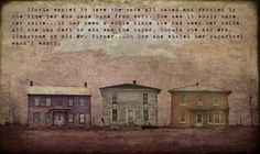 The Neighbor - Page One by jamie heiden, via Flickr