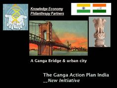 India  Ganges River Restoration Boosters Collaboration