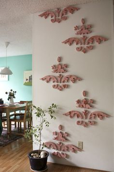 Geometric Wall Coverings : geometric wall covering