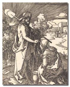 Reprodukcja Albrecht Durer kod obrazu durer106