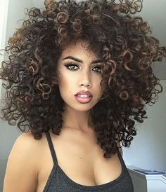 http://www.shorthaircutsforblackwomen.com/co_washing Big natural hair on gorgeous woman teamblackhurromg