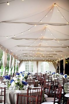 String Lights For Marquee : 1000+ images about Wedding Marquee Lights. on Pinterest Fairy lights, Canopies and Tent