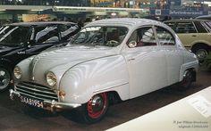 SAAB 92 (1954)