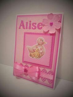 For baby girl Alise...