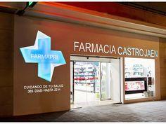 Imagen del estado final de la fachada tras la reforma llevada a cabo por Eficix