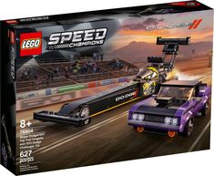 Dodge Challenger, Dodge Srt, Mopar, Supercars, Sport Quattro, Lego Creative, Top Fuel Dragster, Lego Speed Champions, Lego Builder