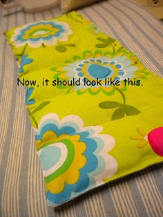 Heating Pad Tutorial Harujion Version by hibilabo, via Flickr