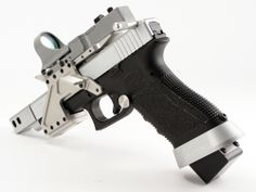 Carver KKM Custom 3 Port Glock 17 9mm Race Gun