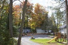 Fall at Birch Bend Cottage Resort 2014 Birch, Cottage, Fall, Plants, Autumn, Casa De Campo, Flora, Cabin, Plant