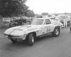 """Bill Hielscher """"Mr Bardahl"""" Corvette"""
