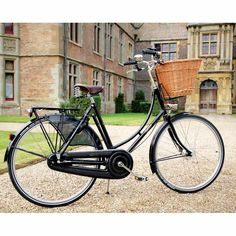 Pashley Princess Sovereign Bicycle - Commuter Bike Store usd1295 OH I want this bike! Save my pennies (139,500 to be exact)