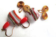 Moois van ' M(i)e': juwelen - MAAK HET ZELF : tut : wire-ornament