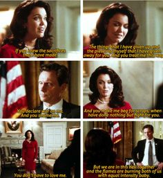 Scandal - everything coming up Mellie - made you realize everything Mellie has done for Fitz