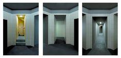 jan Köchermann, 'Dead End Heedfeld', 2012. Holz- und Stahlkonstruktion, 28 x 4,5 x 13m, Hamburger Kunsthalle. In: Galerie Mathias Güntner - Hamburg