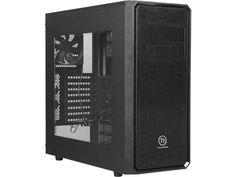 Thermaltake Versa H35 CA-1D1-00M1WN-00 Black SPCC ATX Gaming Mid Tower Computer Case