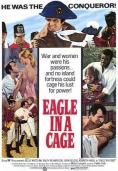 Eagle in a Cage     WATCH FULL MOVIE Free - George Anton -  Watch Free Full Movies Online: SUBSCRIBE to Anton Pictures Movie Channel: http://www.youtube.com/playlist?list=PLF435D6FFBD0302B3  Keep scrolling and REPIN your favorite film to watch later from BOARD: http://pinterest.com/antonpictures/watch-full-movies-for-free/     The film depicts the exile of Napoleon I on the island of St. Helena following his final defeat at the Battle of Waterloo in 1815.