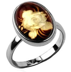 The best Taurus gift ideas are those that center around luxury and comfort. For this reason think anything related to fine fabrics, wines and foods because Taurus loves the finer things in life. Moreover Taurus people appreciate the time and effort taken when giving a gift.      Amber Sterling Silver Cameo Ring Sizes 5,6,7,8,9,10,11,12