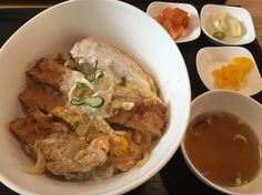 2015.3.17 점심. 가츠동