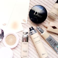 fannyanddailybeauty: #foundation makeup collection, beautyblog beautyblogger #makeup #beauty