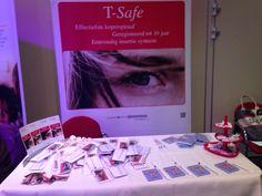Het #Tsafe team is ook deze keer weer aanwezig op het NVOG Gynaecongres. De 46e editie van dit congres voor obstetrie en gynaecologie vindt deze keer plaats in Papendal.   Bij onze stand vind u meer informatie over de T-Safe anticonceptiespiraal en over de insertie van de spiraal.   Voor meer info over de T-Safe zie; www.t-safe.nl