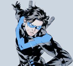 Dick Grayson in Nightwing #14 (2016)