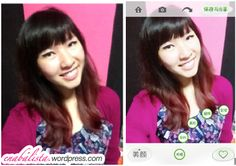 Enabalista Apps POCO App Review Whitening Effect