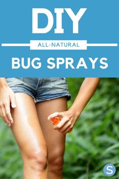 DIY all-natural bug sprays are the best way to keep bugs away this summer.  This all-natural bug spray is the best bug repellant because it is safe does the job.  http://www.simplemost.com/diy-natural-bug-spray-keep-bugs-away/?utm_campaign=social-account&utm_source=pinterest.com&utm_medium=organic&utm_content=pin-description