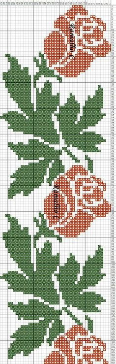 This Pin was discovered by Agb Just Cross Stitch, Beaded Cross Stitch, Cross Stitch Borders, Cross Stitch Flowers, Cross Stitch Designs, Cross Stitching, Cross Stitch Patterns, Blackwork Embroidery, Cross Stitch Embroidery