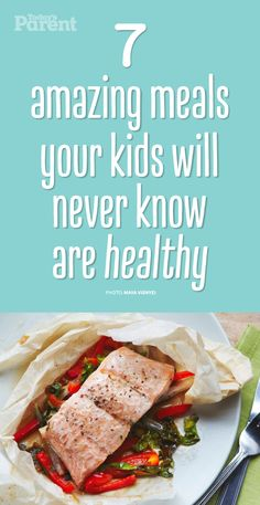 7 amazing meals your kids will never know they are healthy! Quick Pasta Recipes, Yummy Chicken Recipes, Yum Yum Chicken, Quick Easy Meals, Soup Recipes, Healthy Food Options, Healthy Breakfast Recipes, Healthy Eating, Healthy Recipes